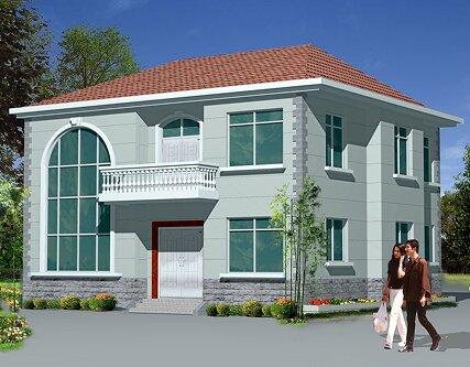 万农村别墅设计图农村简单别墅设计图 6万农村别墅
