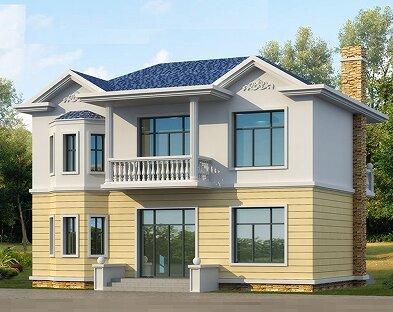 农村房屋设计图_房屋设计图_别墅设计_自建房——轩 .