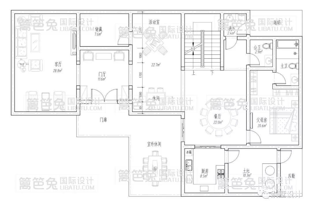 楼顶带阳光房的农村房屋设计图_在家如同度假,满足您对别墅的所有幻想 -别墅设计-乡村房子 ...